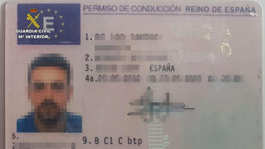 La Guardia Civil de Navarra detiene a un hombre con orden internacional de prisión
