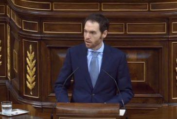 Investidura: Navarra Suma acusa a Sánchez de