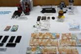 Policía Municipal de Pamplona detiene a 4 personas por tráfico de drogas