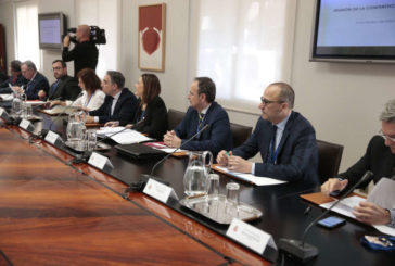 """Navarra muestra su """"completa disponibilidad"""" para colaborar en la estrategia de seguridad nacional"""