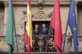 El alcalde de Pamplona se reúne con el de Zaragoza para abordar temas comunes y el impulso al TAV