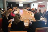 El Ayuntamiento de Pamplona participa en la Comisión de Movilidad de la Cámara de Comercio de España