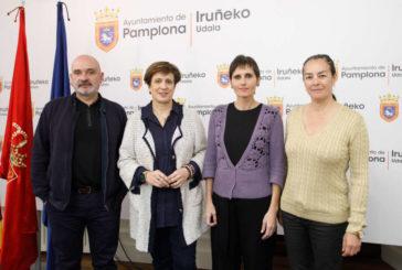 Pamplona y Clavna trabajan para instalar un Hub Audiovisual en el convento de las Agustinas