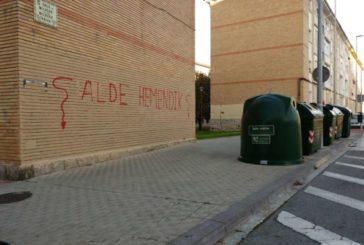 Ocho meses de prisión para el detenido por agredir a un guardia civil en Alsasua