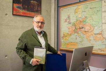 Ángel García-Sanz Marcotegui se incorpora a la Real Academia de Historia