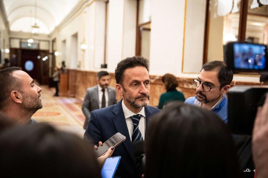 Bal (Cs): 'La mesa del chantaje es una humillación a la que Sánchez va a someter a España'