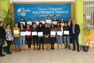 43 jóvenes estudiantes reciben el diploma formativo del programa Junior Job Coach