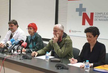 Navarra registra 1.641 casos positivos de coronavirus con 58 personas fallecidas y 70 altas