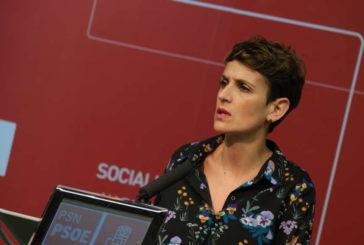 Chivite: Los nuevos Presupuestos de Navarra