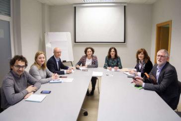 Los gobiernos de Navarra y País Vasco trabajan de manera conjunta en políticas sociales y empleo