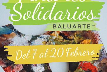 AGENDA: 11 a 16 de febrero, en Baluarte, EXPOSICIÓN PINTORES SOLIDARIOS
