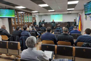 La Guardia Civil de Navarra imparte formación en materia yihadista