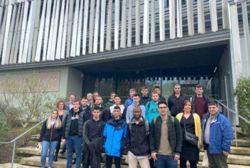 Navarra participa en el proyecto de Formación Profesional de la Eurogión 'Forma NAEN'