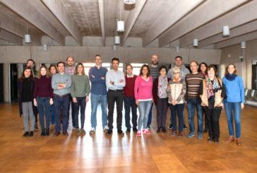 Responsables archivísticos de Navarra participan en un curso de formación en la UPNA