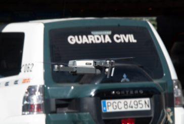 La Guardia Civil implanta a nivel nacional los equipos PEGASO para el control del espacio aéreo
