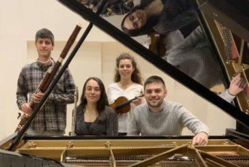 Comienza la V edición del ciclo 'Jóvenes Intérpretes' del Conservatorio Superior de Navarra.