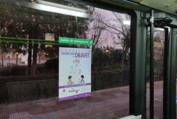 """Arriva Madrid y la Fundación Síndrome de Dravet ponen en marcha la campaña """"Autobuses de solidaridad"""""""