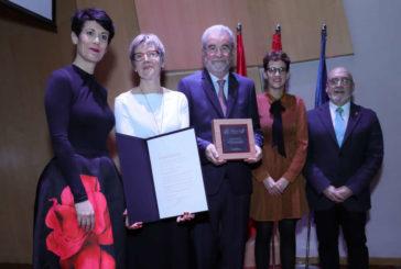 Navarra entrega el Premio San Francisco Javier al empresario José María Zabala