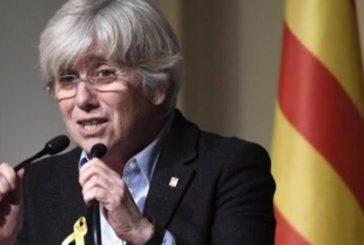 Llarena pide a Reino Unido que mantenga la euroorden contra Ponsatí al carecer de inmunidad tras el Brexit