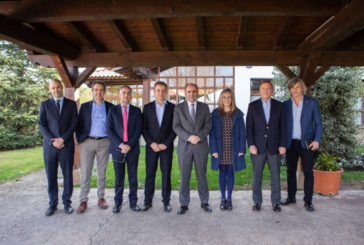 Representantes del Instituto Tecnológico de Massachusetts visitan Navarra para buscar alianzas en el ámbito biosanitario y del emprendimiento