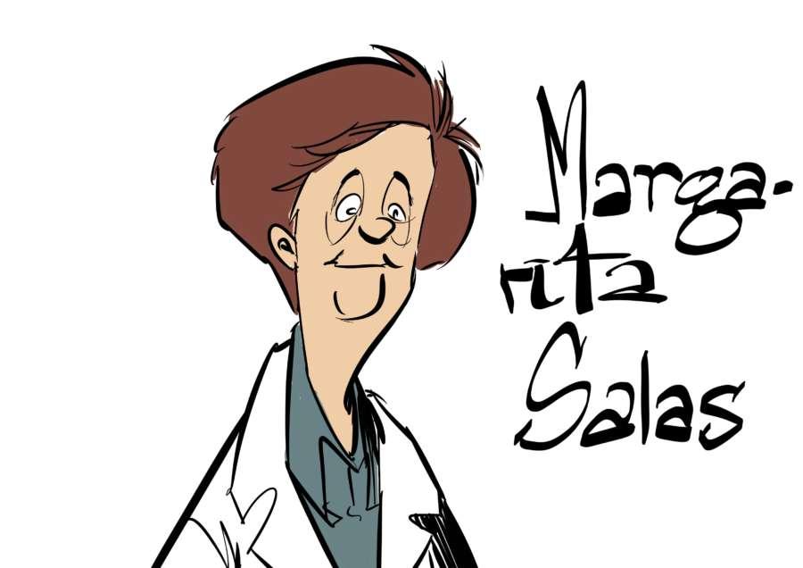 Homenaje del Museo de Ciencias Universidad de Navarra a Margarita Salas