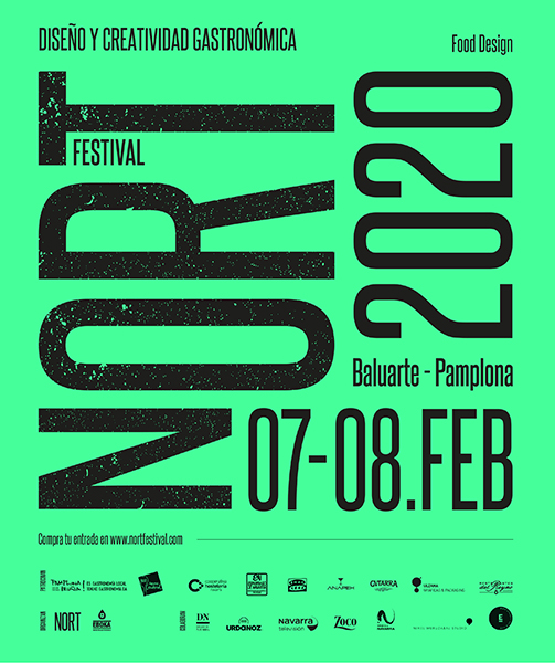 AGENDA: 7 y 8 de febrero, Baluarte, NORT FESTIVAL