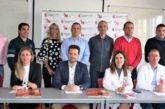 El Área de Salud de Tudela firma un convenio con diez ayuntamientos para fomentar el programa 'Suma Pasos'