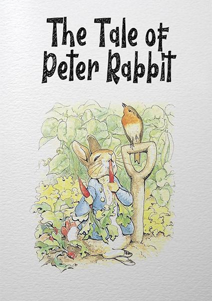 AGENDA: 5 de febrero, en Baluarte, THE TALE OF PETER RABBIT