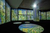 Van Gogh cobra vida en Pamplona en la exposición multisensorial 'Van Gogh Alive'