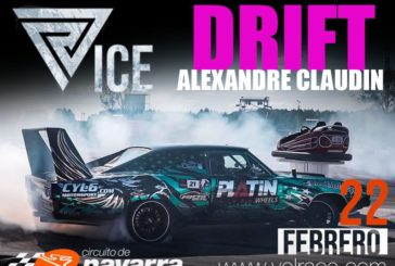 AGENDA: 21 y 22 de febrero, en Navarra Arena y Circuito Los Arcos, VOLRACE ICE 2020