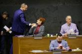 Navarra Suma vota en contra de los Presupuestos del Gobierno de Chivite negociados con Bildu