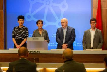 """Chivite: Los Presupuestos para 2020 suponen un """"respaldo"""" a las políticas del Gobierno"""