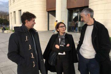 La vocal del CGPJ Concepción Sáez destaca la apuesta de Navarra por la justicia restaurativa