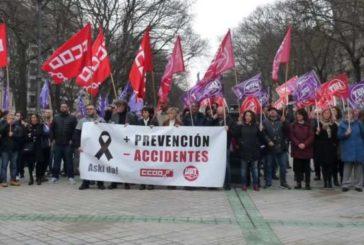 CCOO y UGT exigen un plan de choque contra la siniestralidad laboral en Navarra