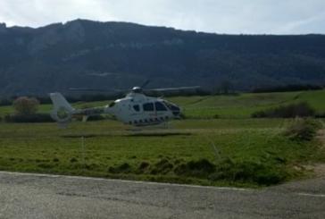 Fallece un montañero de 34 años al precipitarse por un cortado en el monte Beriáin (Navarra)