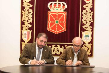 Hualde renueva el convenio de colaboración con el Consejo Escolar de Navarra