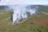 Aumentan un 40% los incendios en Navarra en 2019