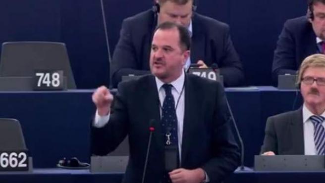 Carlos Iturgaiz será el candidato de PP y Cs a 'lehendakari'