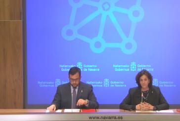 El Gobierno de Navarra inicia la redacción del anteproyecto de ley foral de cambio climático y transición energética