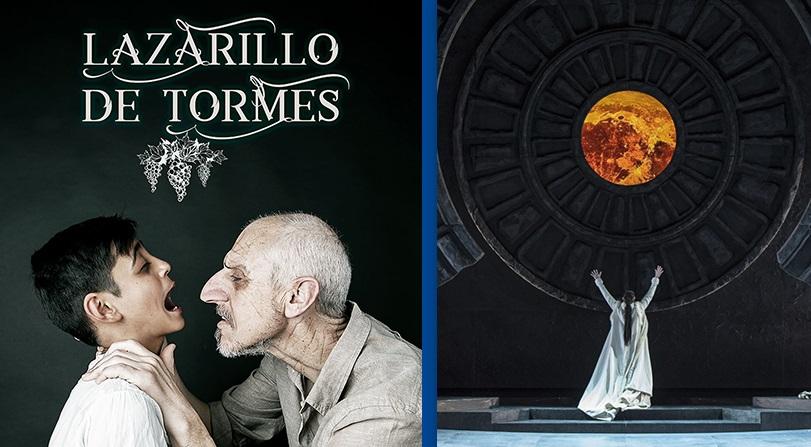 AGENDA: 7 de febrero, en Baluarte, teatro y conferencia con ópera