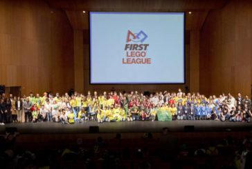 'Robotronic Bulls' y 'Legotronic Beavers' seleccionados en el torneo de la XII First Lego League de Navarra