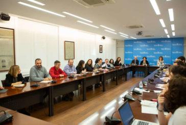 Maeztu preside la primera reunión del Consejo de Cooperación de esta legislatura