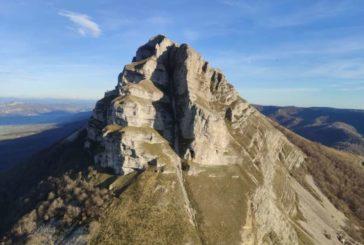Rescatado un montañero herido tras sufrir una caída en el monte Beriáin (Navarra)