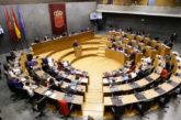 El Parlamento de Navarra aprueba la Ley Orgánica de financiación de partidos políticos