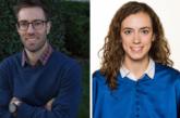 Dos graduados de la Universidad de Navarra, número 2 y 6 del