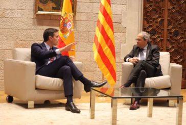 Sánchez propone el día 24 para constituir la mesa de negociación sobre Cataluña