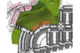 El Gobierno de Navarra propone trasladar las viviendas de la Ripa de Erripagaina a la parte baja de la ladera