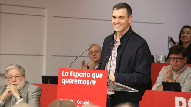 Los barones socialistas no existen: Ningúndirigente critica la estrategia de alianzas de Sánchez con Cataluña