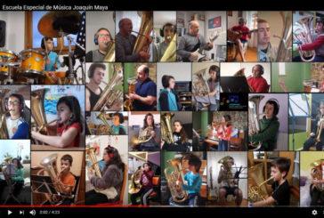 Coronavirus: La escuela de música pamplonesa