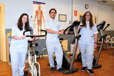 El Área de Salud de Tudela inicia un programa piloto de rehabilitación domiciliaria